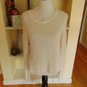 *40 Aeropostale Open Knit Sweater
